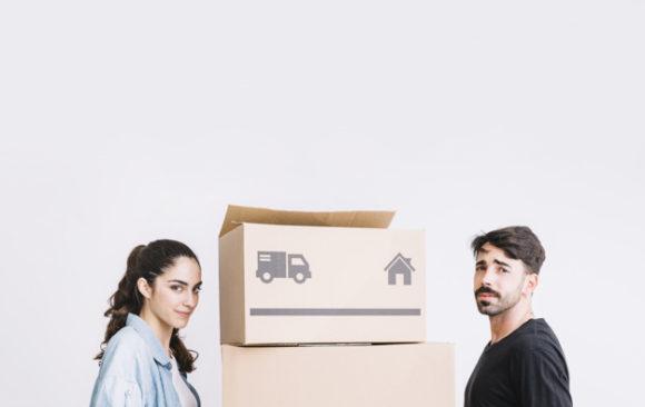 ¿Por qué no deberías usar cajas de cartón para tu mudanza?
