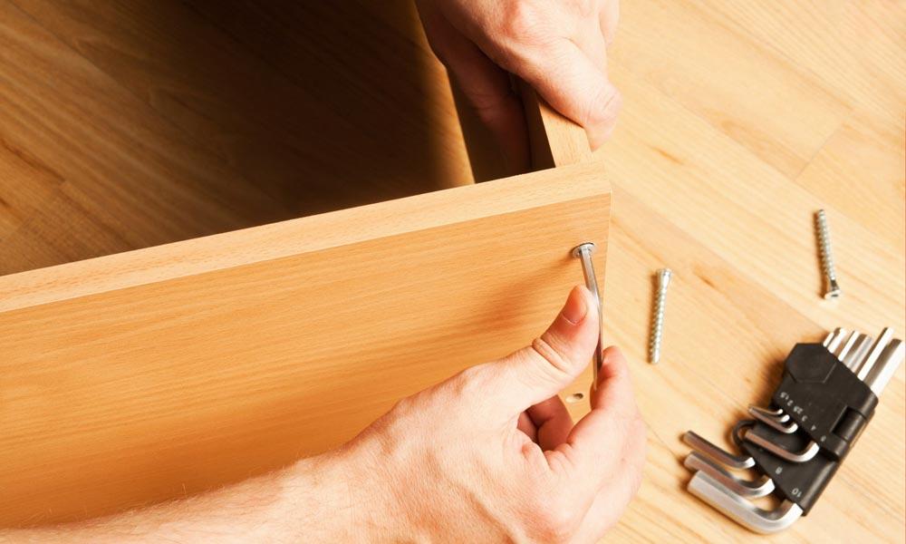 ¿Cómo embalar correctamente los muebles en una mudanza?