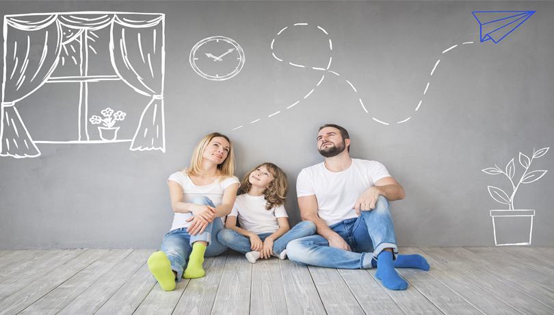 ¿Cómo planificar una mudanza con niños?